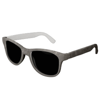 Amazing | Brown Texture Sunglasses