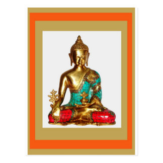 AMAZING BUDDHA for your HOME Postcard