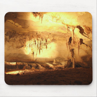 Amazing Cave With Needles Mouse Pads