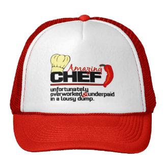 Amazing Chef hat