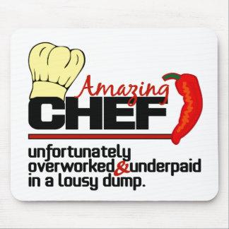 Amazing Chef mousepad