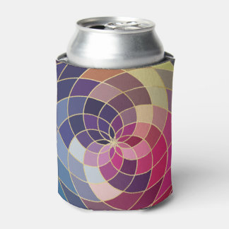Amazing Colorful Abstract Design Can Cooler