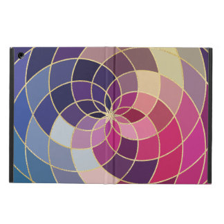 Amazing Colorful Abstract Design Cover For iPad Air