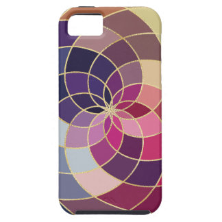 Amazing Colorful Abstract Design iPhone 5 Case