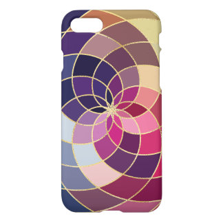 Amazing Colorful Abstract Design iPhone 7 Case