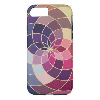 Amazing Colorful Abstract Design iPhone 8/7 Case