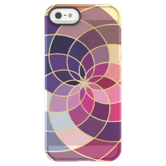 Amazing Colorful Abstract Design Permafrost® iPhone SE/5/5s Case
