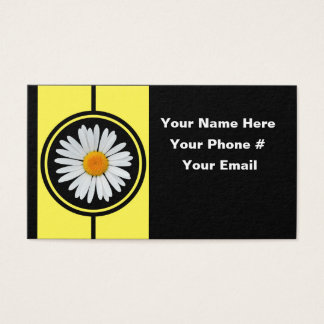 Amazing Daisy Business Card