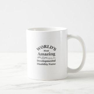 Amazing Developmental Disability Nurse Mugs
