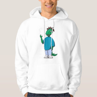 Amazing dinosaur with a Real Aptitude. Reggie Pullover