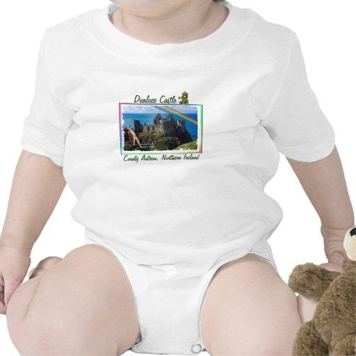 Amazing Dunluce Castle View Northern Ireland Shirt