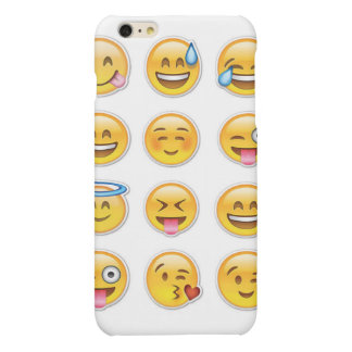 Amazing Face Emojis Iphone 6Plus Case iPhone 6 Plus Case