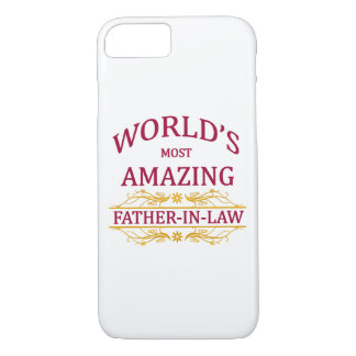 Amazing Father-In-Law iPhone 7 Case