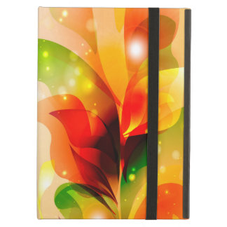 Amazing flowers iPad air cases