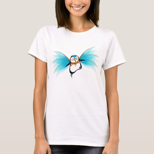 Amazing Flying Guins T-Shirt