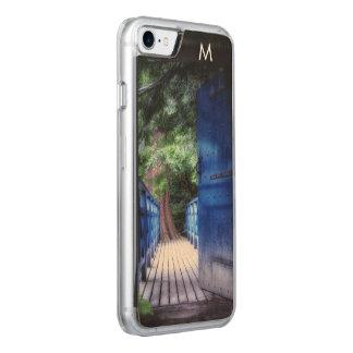 Amazing fresh nature colourful design custom art carved iPhone 8/7 case