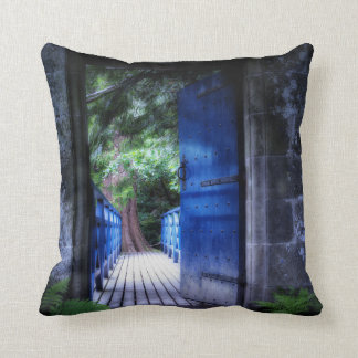 Amazing fresh nature colourful design custom art cushion