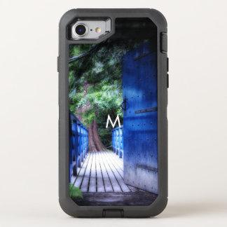 Amazing fresh nature colourful design custom art OtterBox defender iPhone 8/7 case