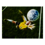 Amazing Goalkeeper Poster