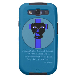Amazing Grace Samsung Galaxy SIII Cover