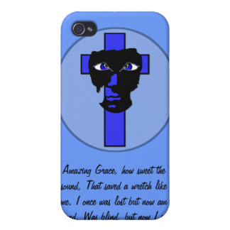 Amazing Grace iPhone 4/4S Covers