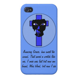Amazing Grace Cases For iPhone 4