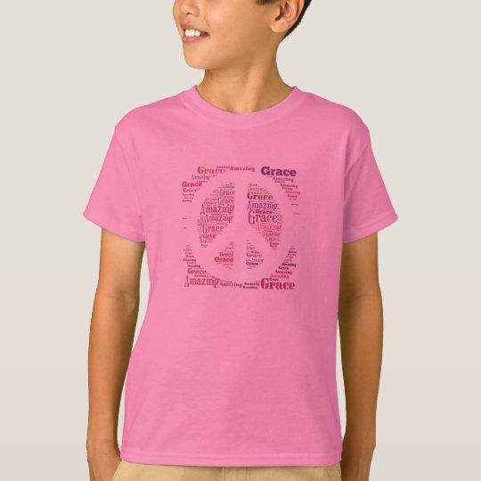 Amazing Grace Kid's T-shirt GoTeamKate