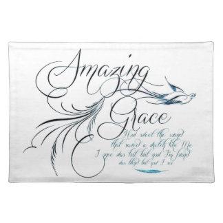 Amazing Grace Placemat