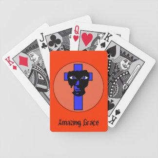 Amazing Grace Bicycle Poker Deck