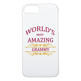 Amazing Grammy iPhone 7 Case