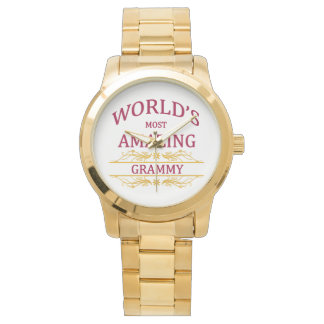 Amazing Grammy Watch