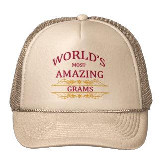 Amazing Grams Cap