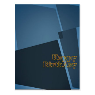 Amazing Happy Birthday Collection Postcard