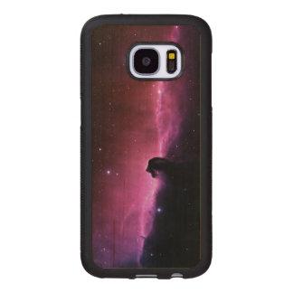 Amazing Horsehead Nebula Wood Samsung Galaxy S7 Case