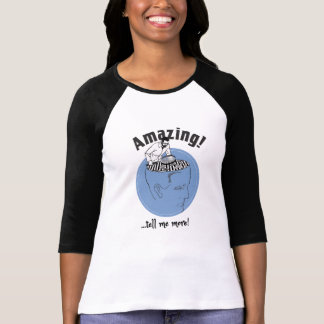 Amazing, I'm a psychologist / therapist. T-Shirt
