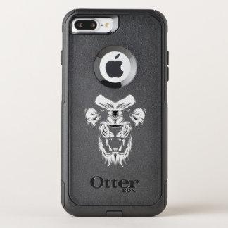 Amazing iPhone 7 Plus Commuter Case In Lion Design
