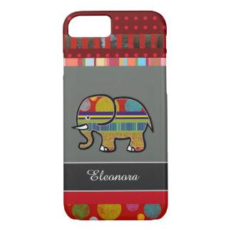 amazing iPhone 7 with elephant personalized iPhone 7 Case