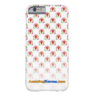 Amazing Karma | AmazingKarma.com Logo Barely There iPhone 6 Case