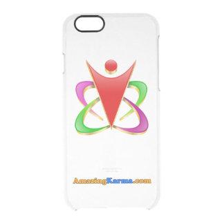 Amazing Karma | AmazingKarma.com Logo Clear iPhone 6 Plus Case
