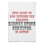 Amazing Kidney Stone Survivor In Action