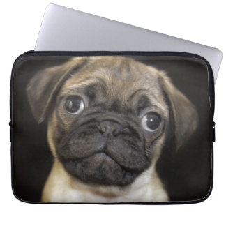 Amazing Little Pug Puppy Laptop Sleeve