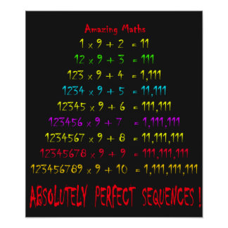 Amazing Maths Series 2 Posters