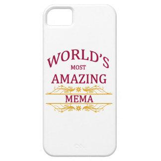 Amazing Mema iPhone 5 Cover