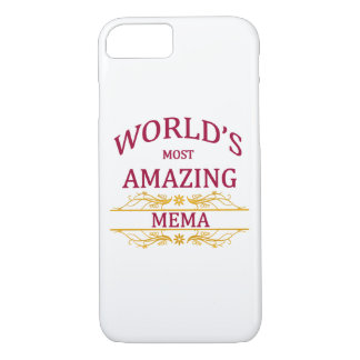 Amazing Mema iPhone 7 Case