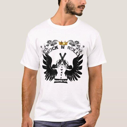Amazing Men's Rock n Roll Graphic Print shirt