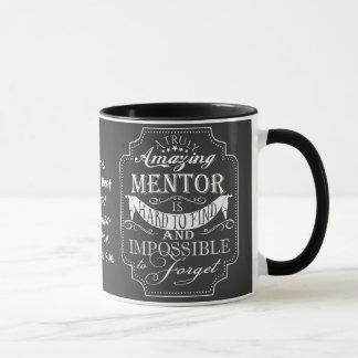 Amazing mentor gift mug christmas
