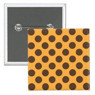 Amazing, methodical, deep, thoughtful, motivated, 15 cm square badge