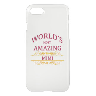 Amazing Mimi iPhone 7 Case