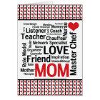 Amazing Multitasking Mum - Mother's Day Card