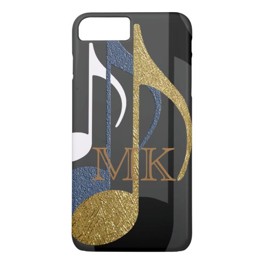 amazing music notes graphic-design personalised iPhone 7 plus